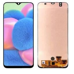 Tela Display Touch Samsung A30 A50 A31 A51 A70