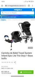 Carrinho bebê marca INFANTI