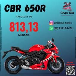 Título do anúncio: Motos Honda CBR 650 R
