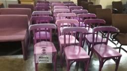 Título do anúncio: Cadeiras fixas Artesian usadas