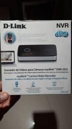 Gravador de vídeos para câmeras mydlink DNR-202L