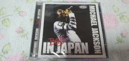 CD Michael Jackson Bad In Japan