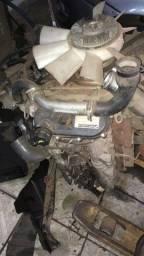Título do anúncio: Motor HD78 Hyundai Iveco
