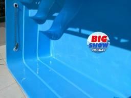 Título do anúncio: Big Show Piscinas 10 anos de garantia