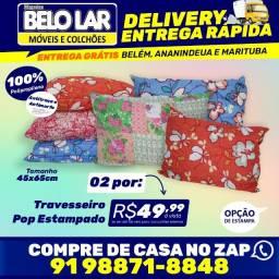 Travesseiros, Compre no zap *