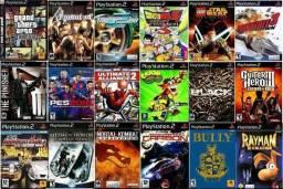 Jogos PS2 (Qualquer jogo, leia)