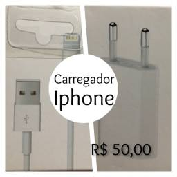 Carregador Iphone com Conector
