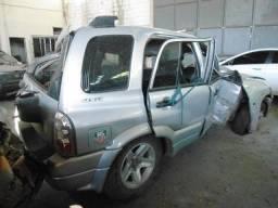 [PEÇAS] Chevrolet Tracker 2.0 16v 4x4 Mec. - Ano: 2008