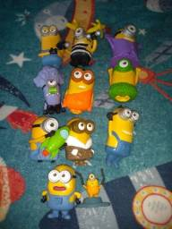 Coleção de Minions