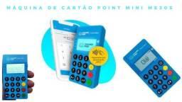 Título do anúncio: Máquina de Cartão Point Mini ME30S Pronta Entrega