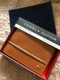 Carteira masculina Tommy Hilfiger original