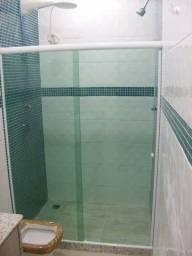 Título do anúncio: Box de vidro 269,00 o m2 em 5x sem juros