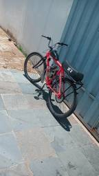 Título do anúncio: Bicicleta motorizada 80cc