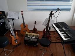Aulas de Musica (Whats ou Presencial)