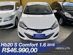 Título do anúncio: Hyundai Hb20 S Comfort 1.6 2015