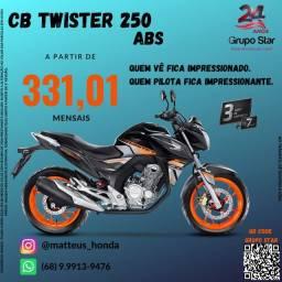 Título do anúncio: CB Twister 250 ABS