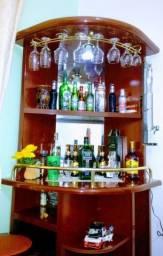 Barzinho bar de parede canto de parede