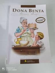 LIVRO DE RECEITAS DONA BENTA - COMER BEM