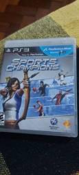 1 jogo PS3 - SPORT CHAMPIONS  PS3
