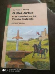 Livro: O Rei Artur