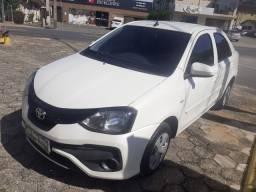 toyota etios sedan 1.5 automatico 2019