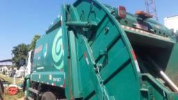 Caminhão costellechon ano 2015 revisado coletor usimeca