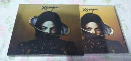 CD Michael Jackson Xscape CD+DVD