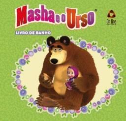 Masha e o urso - livro de banho