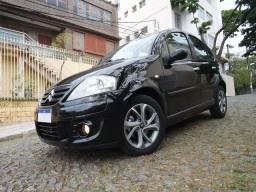 Título do anúncio: ApEnAs 61.000 Km!!! Citroen C3 Exclusive 1.6 16v Automático! Top De Linha! Novíssimo!