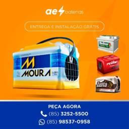 Título do anúncio: Bateria Carro Bateria 90Ah Bateria Pajero Bateria Hilux Bateria Hr Bateria Bateria