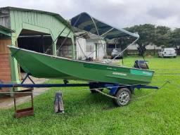 Barco karib 410