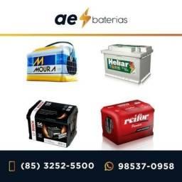 Título do anúncio: Bateria Carro Bateria Fiat Bateria Saveiro Bateria Onix Bateria Hb20 Bateria Bateria
