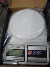Título do anúncio: Balança Digital de Cozinha a Pilha Precisão Com tara receitas Ingredientes 10 kg