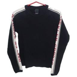 Leia o anúncio - Casaco Blusa de Frio Osklen Sports Feminino Preto Tamanho M