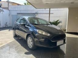 Ford New Fiesta 1.5 - 2014 - Flex - Preto