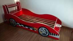 """Cama Infantil Carros """"Hot Wheels"""""""