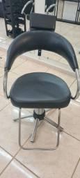 Título do anúncio: Lavatório e cadeira de cabeleireiro