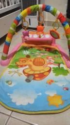 Tapete de atividades bebê