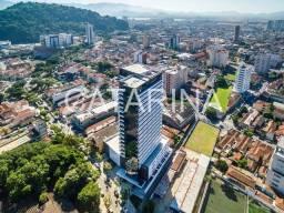 Sala Comercial 37 mts- Santos - SP - 1 vaga R$ 189.433,34