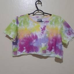 Título do anúncio: Camiseta tie dye