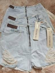 Título do anúncio: Short jeans feminino palooza