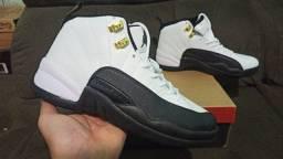 Título do anúncio: Tênis Nike Jordan 12 Original tamanho 40