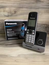 Título do anúncio: Telefone sem fio Digital Panasonic