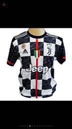 Camisa da Juventus-Italia