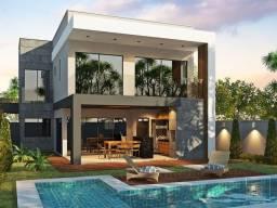 Mansão Alphaville à venda, 242 m² por R$ 1.200.000 - Alphaville Eusébio - Eusébio/CE