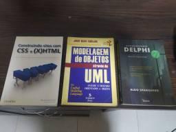 Livros sobre Web.