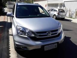 Honda CR-V 2.0 EXL 4x4 Automático, Teto solar + Couro - 2011 - 2011