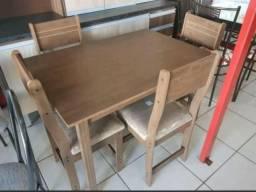 Mesa 4 Cadeiras Dallas ProduTO Novo e com Garantia *
