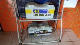 Baterias 150 Amp- Moura e Zeta