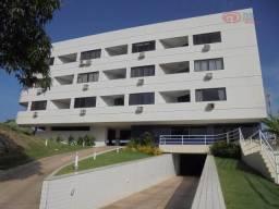 Apartamento com 1 dormitório para alugar, 62 m² por r$ 1.207,50/mês - quintas do calhau -